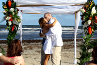 Clark Destination Wedding June 26 2010 Port Aransas Texas